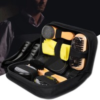 Men's Shoe Cleaning and Shining Kit
