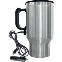 Brentwood Electric Coffee Mug W And Wire Car Plug