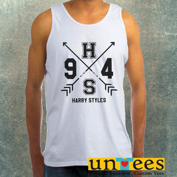 One Direction Harry Styles 1D Clothing Tank Top For Mens
