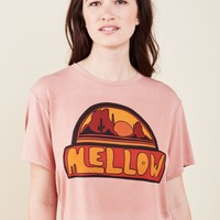 Mellow Crop T-shirt