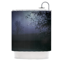 "Monika Strigel ""Song of the Nightbird"" Shower Curtain, 69"" x 70"" - Outlet Item"