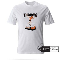 thrasher on you surf T shirt size XS - 5XL unisex for men and women