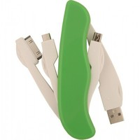 Flight 001 – Where Travel Begins.  Utility Charge Tool Green