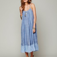 Free People Criss Cross Stripe Maxi
