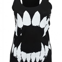 Tooth Vest | Attitude Clothing