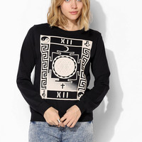 Truly Madly Deeply Mystical Pullover Sweatshirt - Urban Outfitters