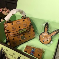 """MCM"" New Bag Combination Set"