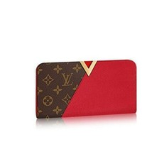 LOUIS VUITTO NEW LEATHER PURSE CLUTCH KIMONO WALLET BAG