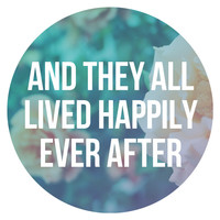 "Leah Flores ""Ever After"" wall decal"