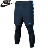 NIKE Original  New Arrival Mens Shorts Breathable  Sportswear Quick Dry  Training For Men#859911-454 859911-497