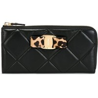 Salvatore Ferragamo 'vara' Bow Wallet - Boutique Tricot - Farfetch.com