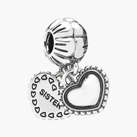 Women's PANDORA 'My Special Sister' Dangle Charms