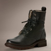 Valerie Lace Up Shearling by TheFryeCompany,