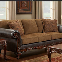 Santana Collection Sofa by HD Furniture