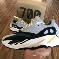 Original 2017 New 700 Kanye West Wave Runner Yeezys Air 500 Mens Women Athletic 700s Sports Running Sneakers Shoes size 36-46