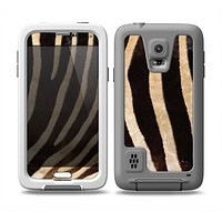 The Real Zebra Print Texture Skin Samsung Galaxy S5 frē LifeProof Case