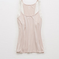 Aerie Softest® Sleep Tank , Dark Heather