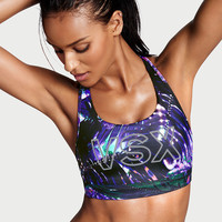 The Show-Off by Victoria Sport Strappy-back Sport Bra - Victoria Sport - Victoria's Secret