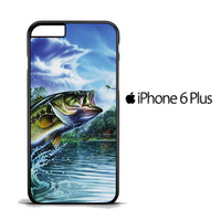 Bass Fishing Y2175 iPhone 6 PLus Case