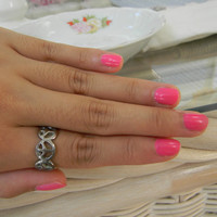 peace ring SIZE 7