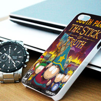 South Park The Stick of Truth iPhone 4/4S / 5/ 5s/ 5c case, Samsung Galaxy S3/ S4 case, iPod Touch 4 / 5 case