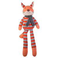 Organic Farm Buddies Frenchy Fox Plush Toy