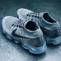 2018 Nike Air Vapormax CDG 30 YEARS Men Sneaker Color Black&Gray