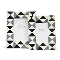 Assorted Triangles Mosaic Photo Frames