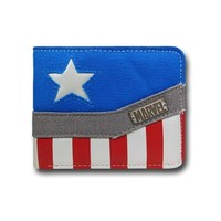 Marvel Comics Captain America Wallet