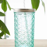 Faceted Glass To-Go