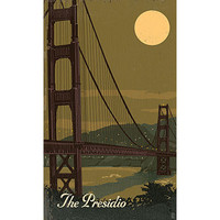 Personalized San Francisco Wood Sign