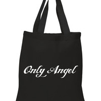 "Harry Styles ""Only Angel"" Tote Bag"