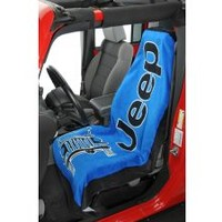 Jeep® Logo Towel 2 Go Seat Cover