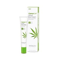 Andalou Naturals Puff Eye Cream, Cannacell - 0.6 Fz