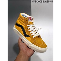 Vans Vault OG SK8-HI cheap fashion Mens and womens sports shoes
