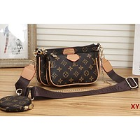 Louis Vuitton LV Crossbody Shoulder Bag Set Ordinary quality-1