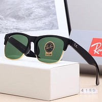 Ray Ban Woman Men Fashion Summer Sun Shades Eyeglasses Glasses Sunglasses