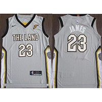 Cleveland Cavaliers #23 LeBron James City Edition Basketball Jersey