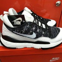 """Nike"" Men Sport Casual Multicolor Flyknit Sneakers Running Shoes"