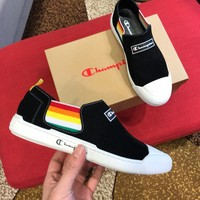 Champion  Men Casual Shoes Boots fashionable casual leather
