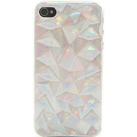 With Love From CA Hologram Prism 4/4S iPhone Case at PacSun.com