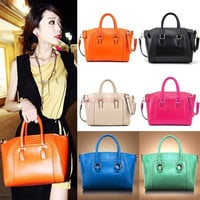 Lady Handbag Shoulder Bag Tote Purse Leather Messenger Bag SV001545 = 1931669828
