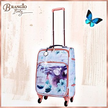Fairy Tale Carry on Luggage with Spinner Wheels