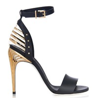 Caged leather sandals | Fendi | MATCHESFASHION.COM US