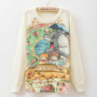 Women's sweater pullover
