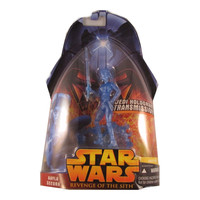 Aayla Secura Holo Star Wars Revenge of the Sith Collection 2 #67 Action Figure