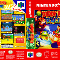 Diddy Kong Racing - Nintendo 64 (Game Only)