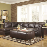Signature Design by Ashley Kinston Sectional