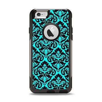 The Delicate Pattern Blank Apple iPhone 6 Otterbox Commuter Case Skin Set