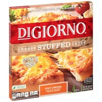 Walmart: DiGiorno Cheese Stuffed Crust Five Cheese Pizza, 26.6 oz
